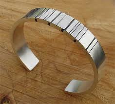 cuff silver bracelet men images Mens silver personalised barcode bracelet love2have in the uk jpg