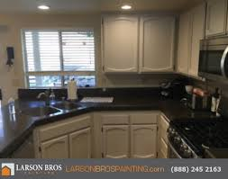 kitchen cabinet painters professional cabinet painting larson bros painting