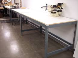 warehouse bench work benches all american rack company warehouse pallet rack