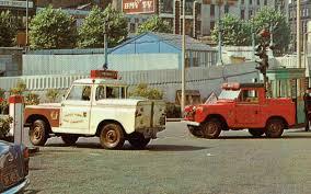 land rover wooden 255 land rover mersey tunnel police van 1955 61 dtca website