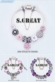 sterling pandora style bracelet images Thailand 925 sterling silver bracelet charm fit pandora charms jpg