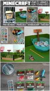 halloween themed birthday party games best 25 minecraft party games ideas on pinterest minecraft