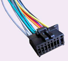 wiring harness fits pioneer 16 pin deh p4200ub deh p7200hd deh