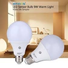led light bulb with dusk to dawn sensor 2 x new 9w e27 dusk to dawn auto sensor light bulb led l bulb