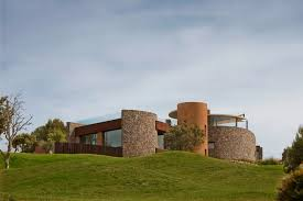 golf club house la graiera bc estudio architects archdaily