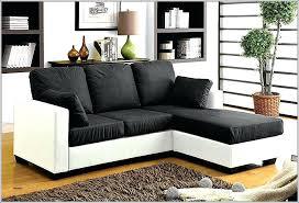 canapé d angle convertible cuir blanc petit canape d angle canapac d angle marron chocolat inspirational