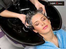 the matrix haircut layer x salon spa chandigarh l oreal matrix nourishing hair
