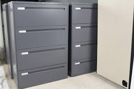 Steelcase Lateral File Cabinet by Teknion 4 Drawer File Cabinet U2022 Peartree Office Furniture