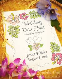 Personalized Wedding Photo Album Personalized Wedding Coloring Books At Children Books Online