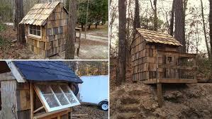 costruzione casette in legno da giardino 4 idee per costruire una casa in pallet di legno bcasa