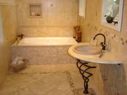 Bathroom Tile Ideas Cheap Stunning Travertine Bathroom Travertine - Bathroom floor tile design patterns