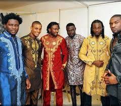 robe africaine mariage tenue africaine pour mariage idée de mariage à essayer en