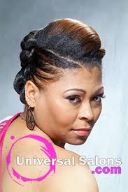 african american soft waves hair styles updo s hairstyles