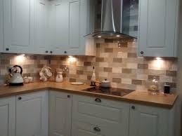 backsplash grey kitchen tiles cream brick style kitchen tiles