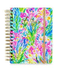lilly pulitzer to do planner belk
