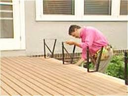 Deck Bench Bracket How To Add Built In Seating To Your Deck
