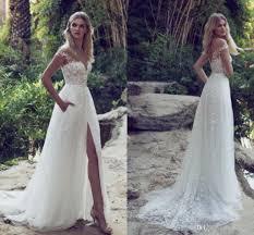 line wedding dresses discount boho summer a line wedding dresses 2017