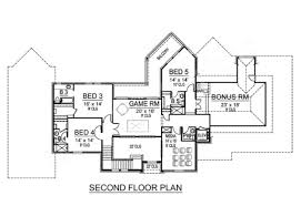 Floor Plans And Elevations Of Houses Brookhaven Multi Generational Plans Luxury House Plans