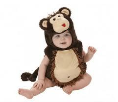 Halloween Monkey Costume Baby U0027s Halloween Mother Runner