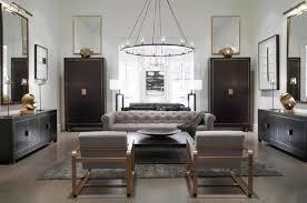 Modern Furniture Stores Orange County by Restoration Hardware Introduces Its Sleek Line In Three O C