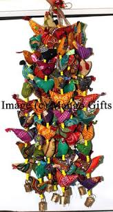 Christmas Ornaments Wholesale Lots by Indian Traditional Bird Door Hanging Mobile Decoration Ornaments