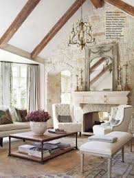 French Country Living Room Chairs Foter - Country family rooms