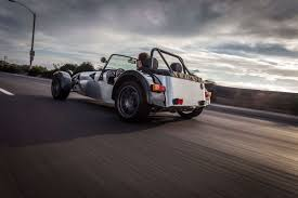 caterham the caterham 7 with 2 0 duratec is a serious sports car