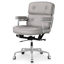 Black Leather Office Chairs Meelano 16