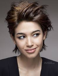 how to achieve swept back hairstyles for women u tube short wet look hair swept to the back