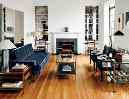 Hardwood Floor Apartment Here S How To Live With Bare Floors Architectural Digest