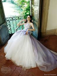 ombré wedding dress 30 delicate and dreamy ombre wedding dresses happywedd
