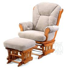 Ottoman For Glider Marvelous Gliding Chair With Ottoman Gliding Chair With Ottoman