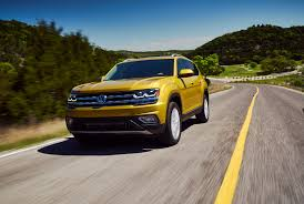 volkswagen suv 3 rows 3 of the best three row suvs of 2017 u2022 gear patrol