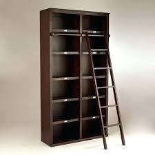 tall bookcase with glass doors ikea tall bookshelf godembassy info