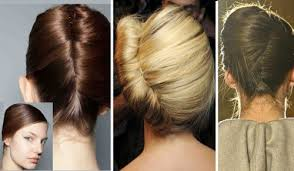 banana for hair banana bun hairstyle how to make a banana bun