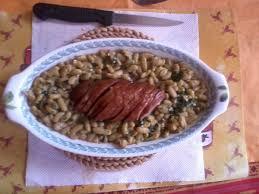 cuisiner des flageolets secs saucisson cuit en rondelles et ses flageolets facile et pas cher