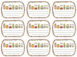 7 best images of free printable jar labels free printable candy