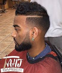 hair cut styles for boy with cowlik 70 kicky high low taper fade haircuts for black men