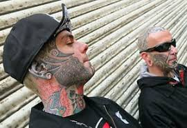 brighton tattoo convention in pictures fashion the guardian