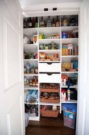 Small Kitchen Pantry Ideas Decorations Contemporary Kitchen Pantry Design With Black