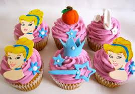 Cinderella Cupcakes Cinderella Cupcakes