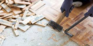 how to cut through subfloor how to remove wood flooring dumpsters