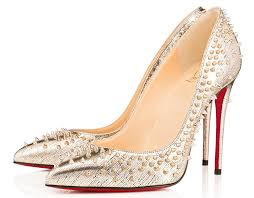 christian louboutin a passionate designer of jewelry pumps