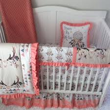 Bedding Sets For Baby Girls by Best 20 Deer Crib Bedding Ideas On Pinterest Forest Crib
