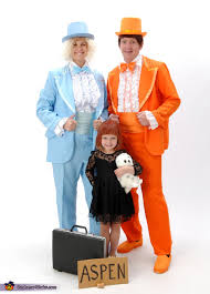 dumb and dumber costumes and dumber family costume