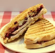 thanksgiving menu recipe leftover turkey panini