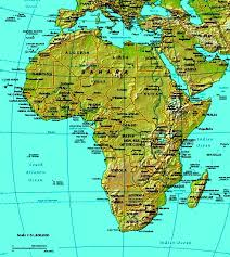 the map of africa maps of africa
