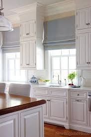 Roman Shades Over Wood Blinds 6 Ways To Dress A Kitchen Window Centsational Style