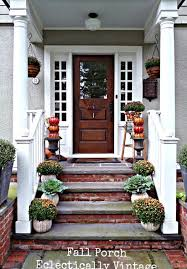 Front Porch Fall Decorating Ideas - decorating the front porch autumn decorating ideas you will enjoy