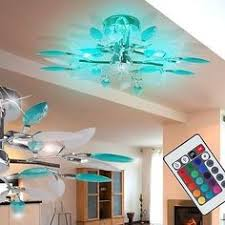view spectrum colour changing white gloss 3 l ceiling light